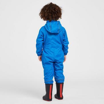 Blue Peter Storm Infants' Fleece Lined Waterproof Suit