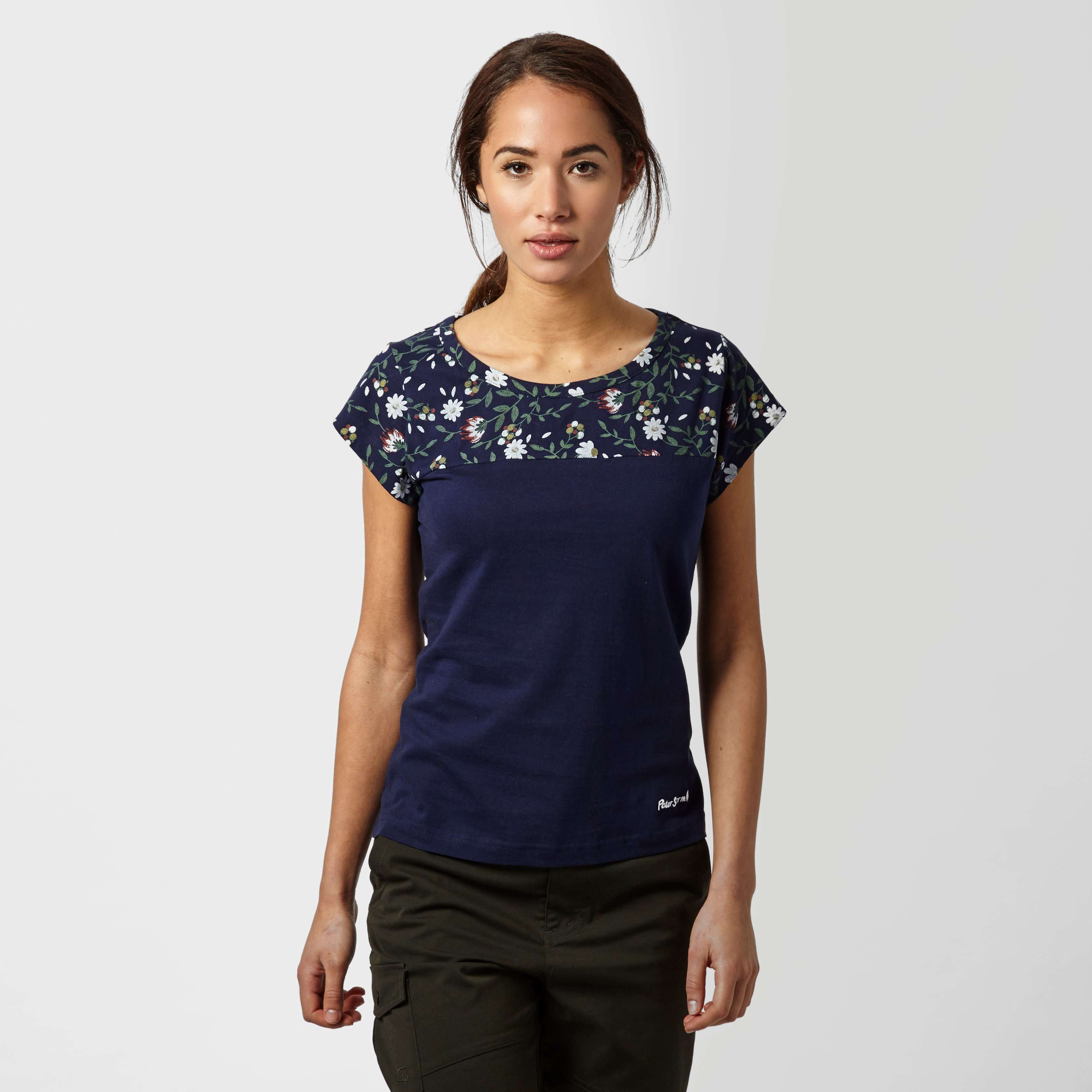 PETER STORM Women's Flowery T-Shirt