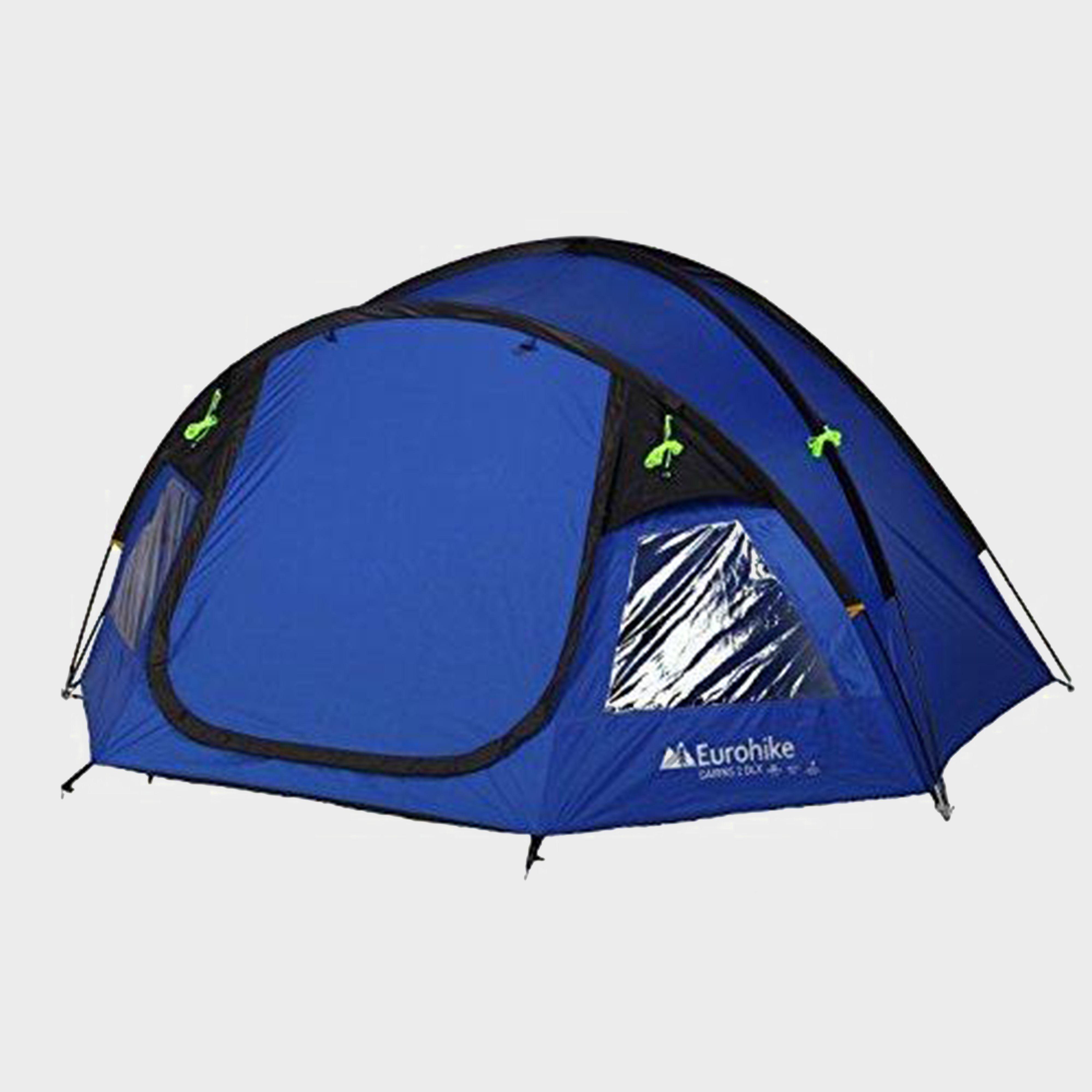 EUROHIKE Cairns DLX 2 Man Tent