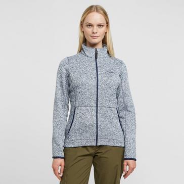 Navy Brasher Women's Rydal Full-Zip Fleece