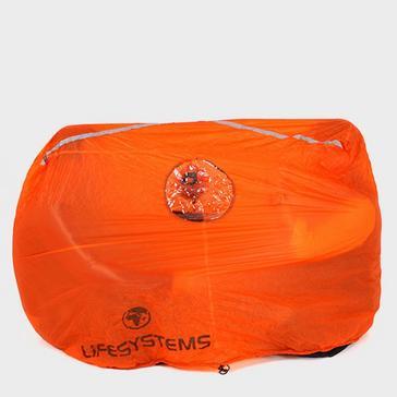 Orange Lifesystems 2 Person Survival Shelter