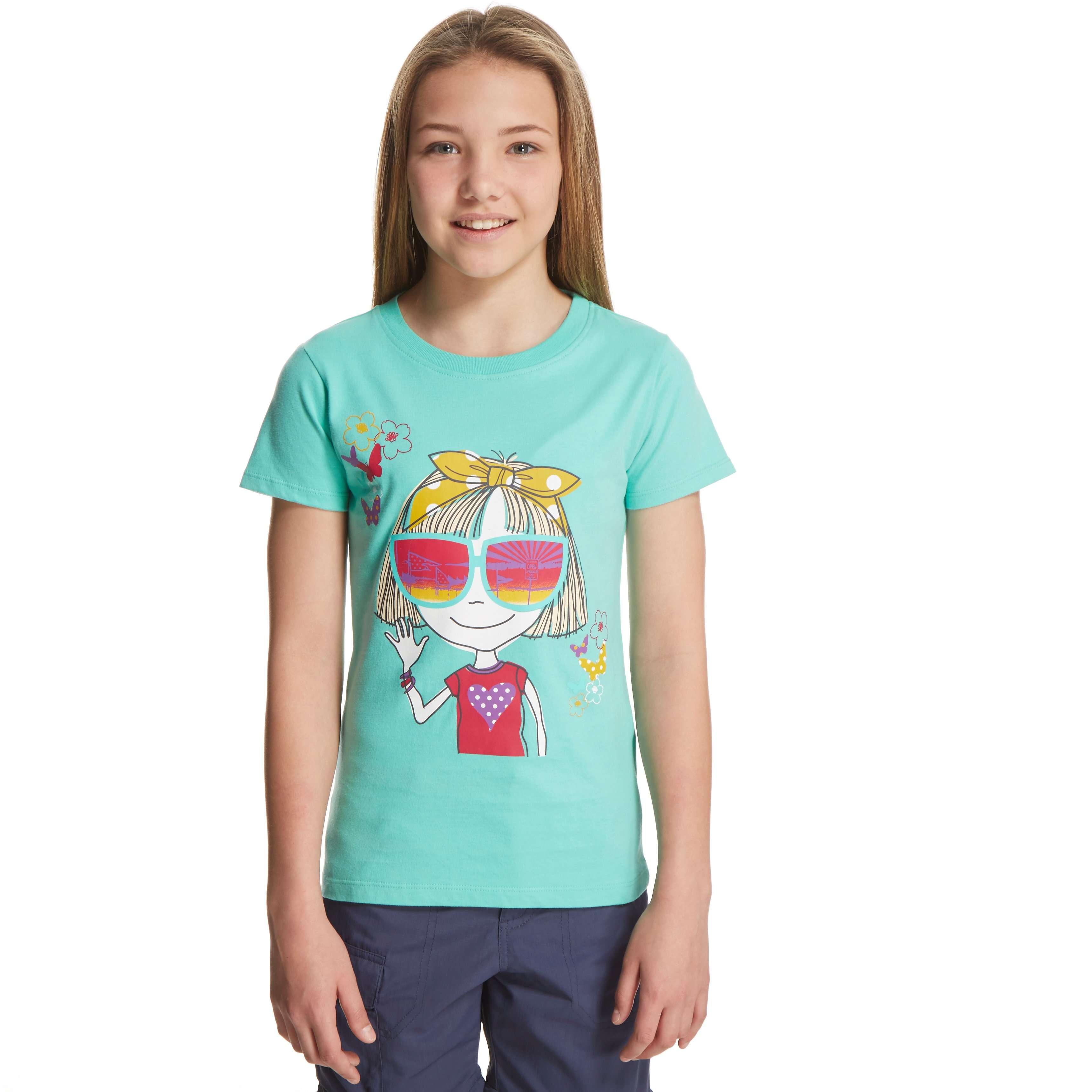 PETER STORM Girl's Character T-Shirt