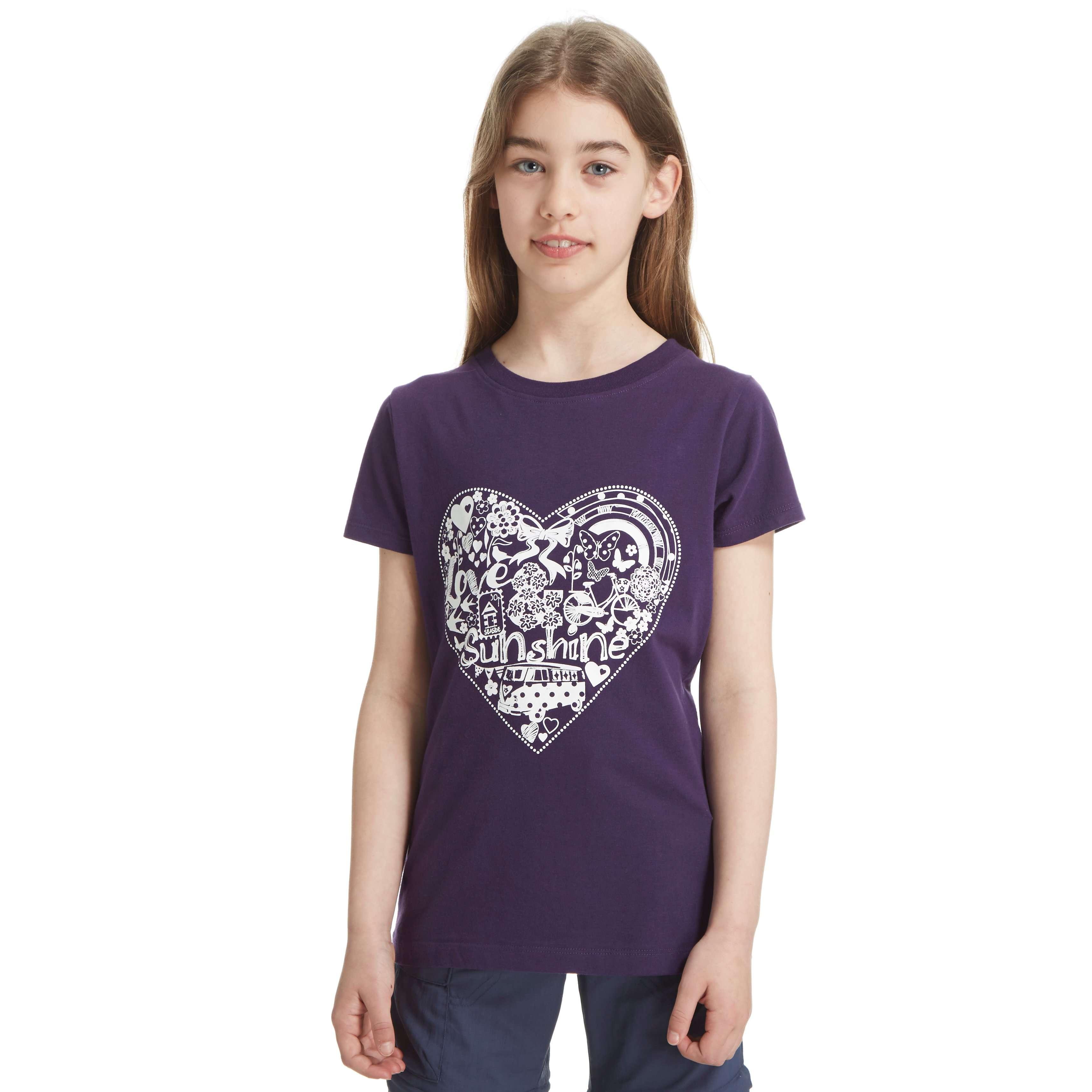 PETER STORM Girl's Sweetheart T-Shirt