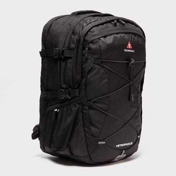 Black Technicals Metropolis 33L Backpack