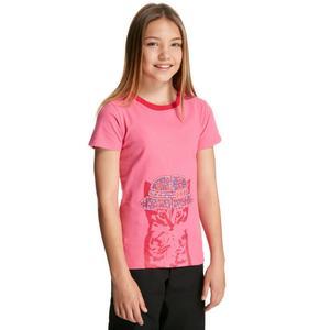 PETER STORM Girl's Cool Cat T-Shirt