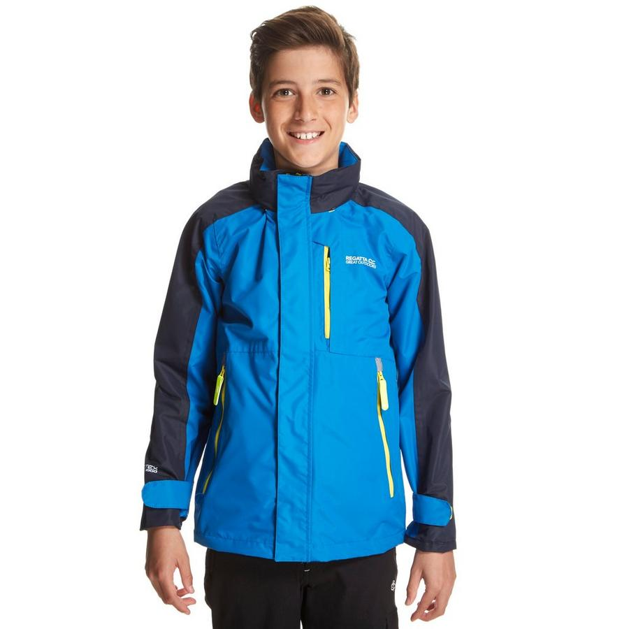 Regatta Boys Fusilier Waterproof Jacket