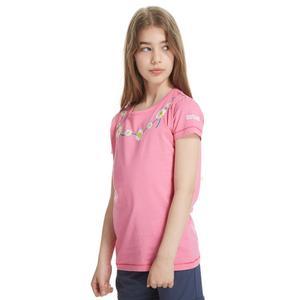 REGATTA Girl's Daisy Bobbles T-Shirt