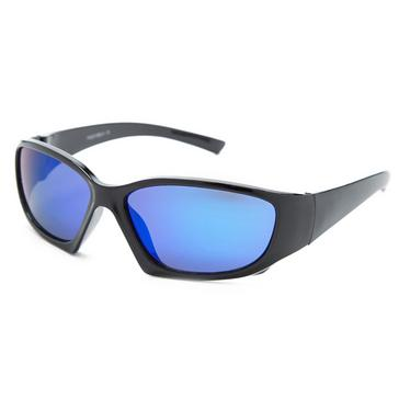Black Peter Storm Boys' Sport Mirrored Sunglasses
