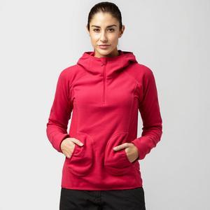 BERGHAUS Women's Prism Half Zip Fleece Hoodie