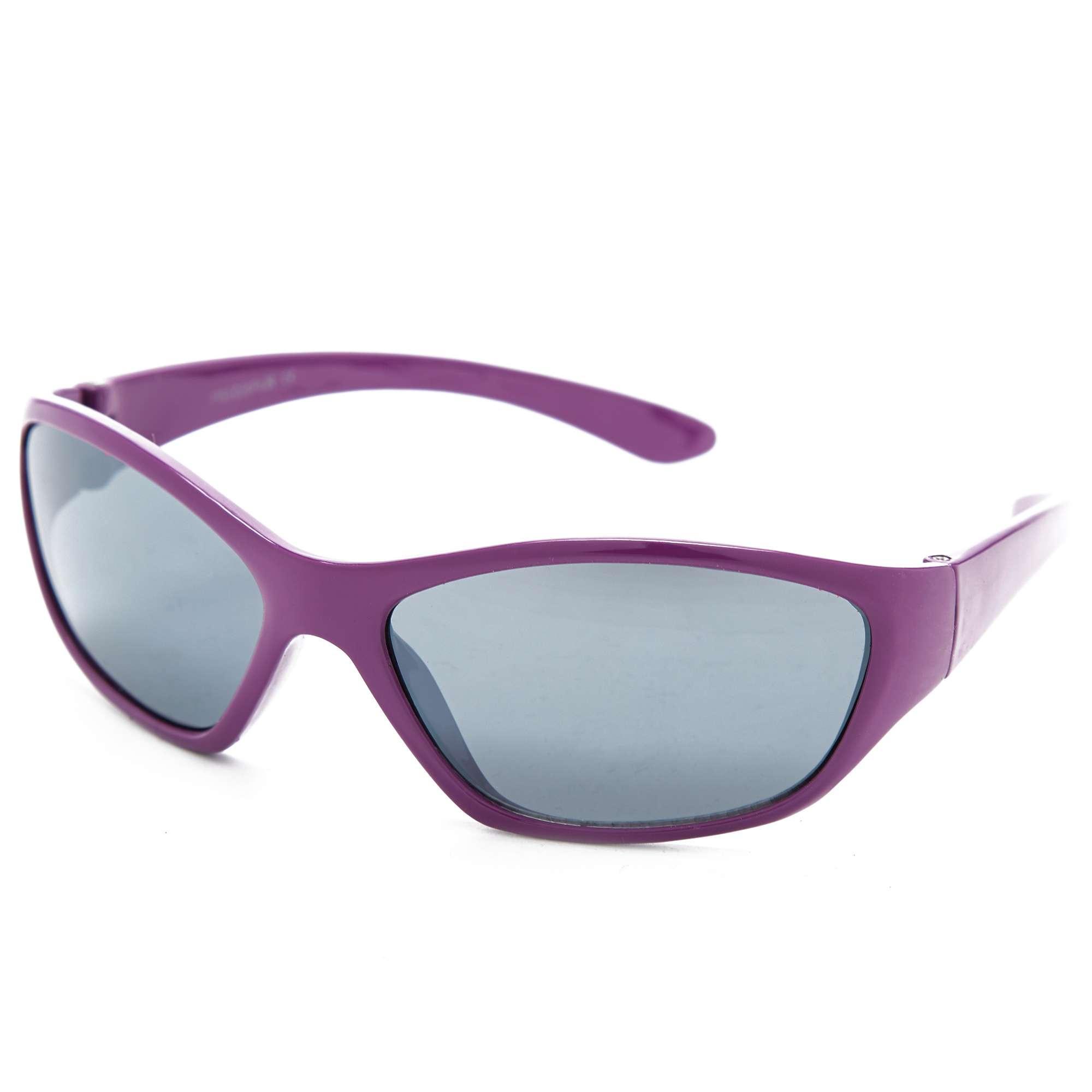 PETER STORM Girls' Sport Mirrored Wrap Around Sunglasses