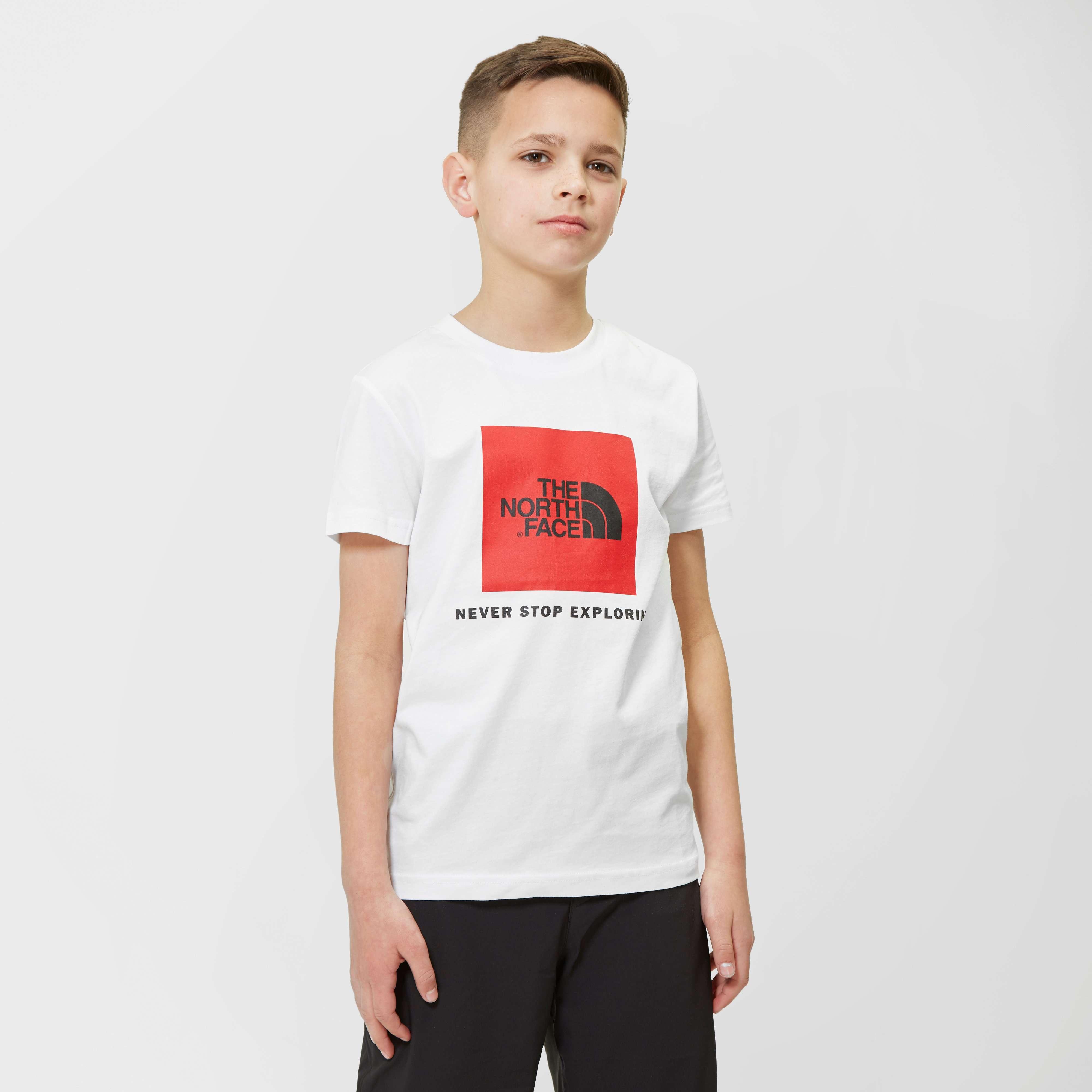 THE NORTH FACE Boys' Box T-shirt