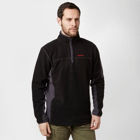 Peter Storm Men's Panel Half Zip Fleece