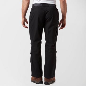 Black Brasher Men's Walking Trousers