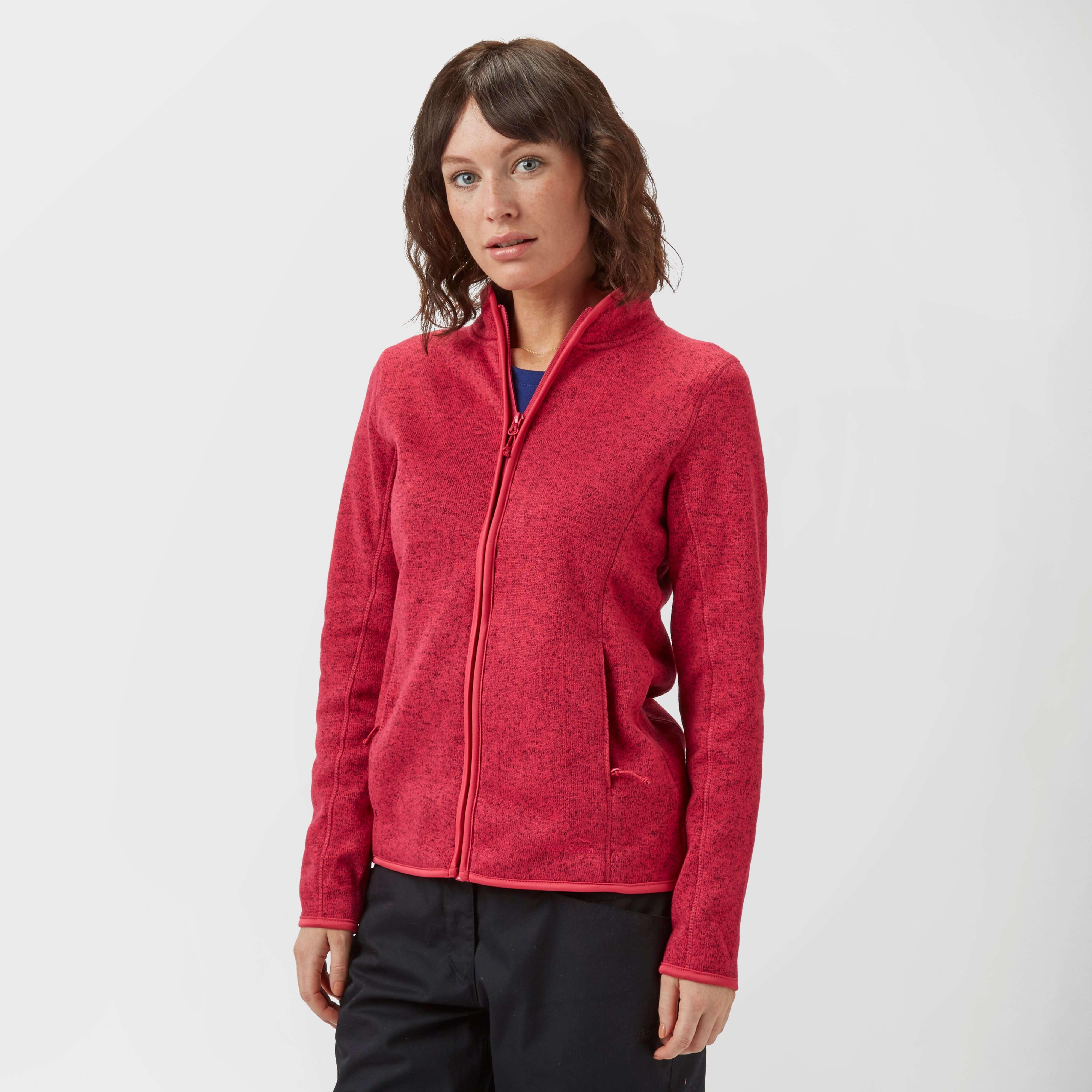 PETER STORM Women's Full-Zip Interest Fleece
