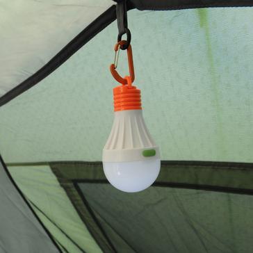 Orange Eurohike 1W LED Orb Light