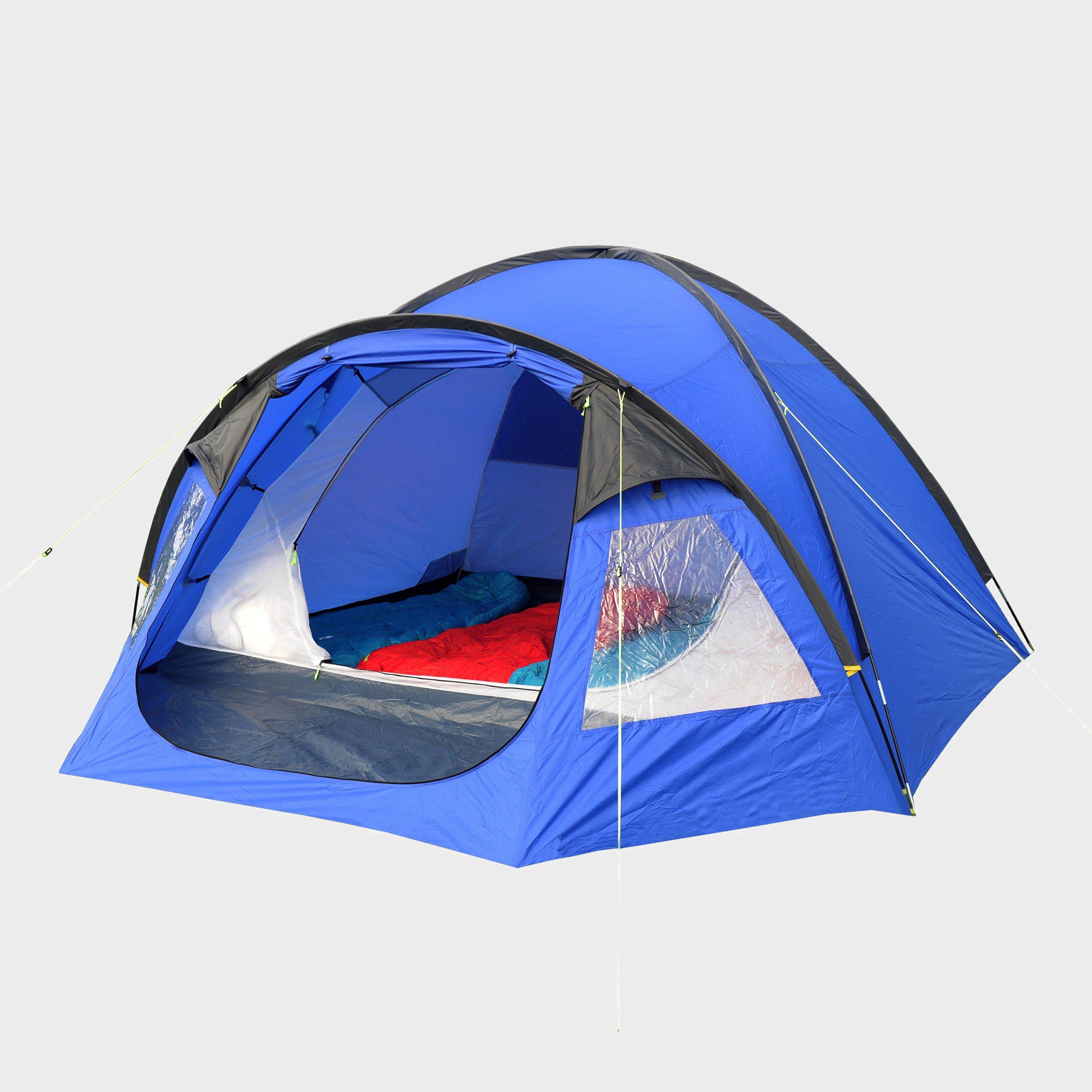 Cairns 4 Deluxe Tent  sc 1 st  Millets & 4 u0026 5 Man Tents | 4 u0026 5 Person Family Tents | Millets