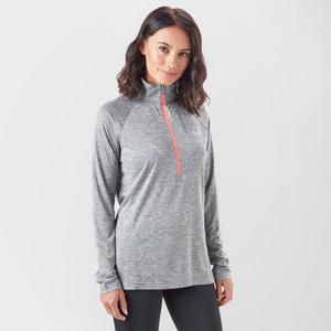 UNDER ARMOUR Women's UA Tech™ Twist ½ Zip Top