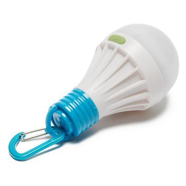 Blue Eurohike 1W LED Orb Light