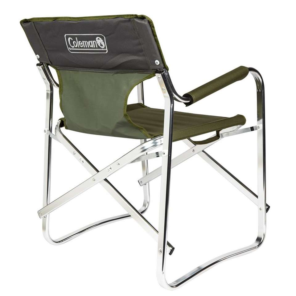 COLEMAN Deck Chair Blacks