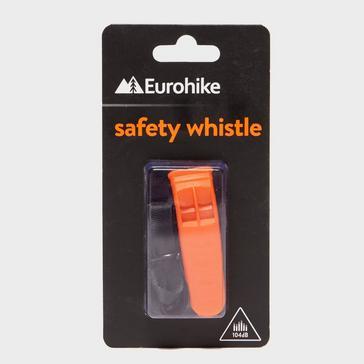 Orange Eurohike Safety Whistle