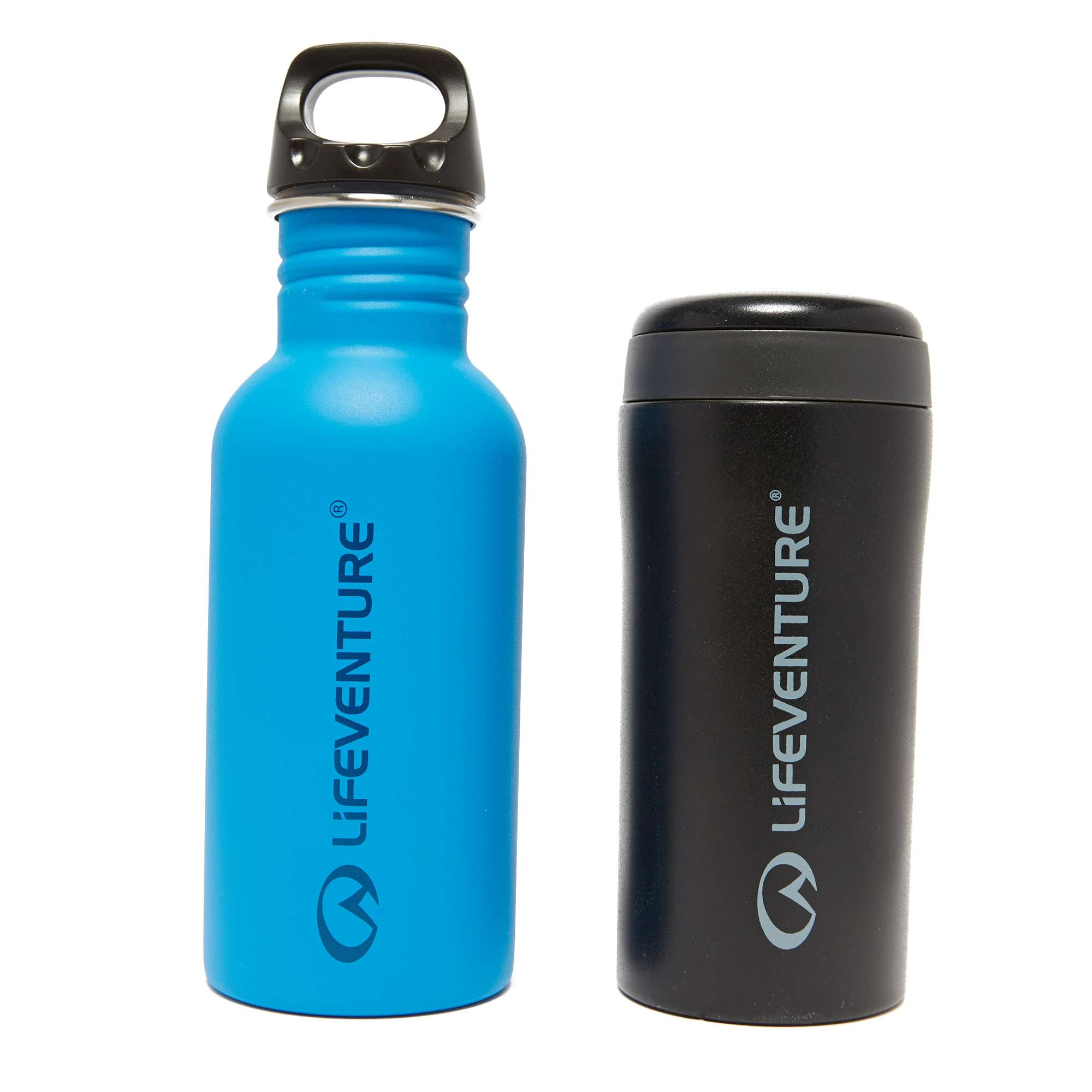 LIFEVENTURE Thermal Mug and Bottle