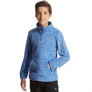 REGATTA Boy's Berty Quarter Zip Fleece