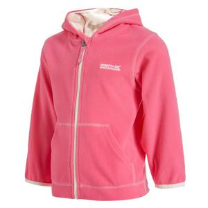 REGATTA Girl's Rabbit Full Zip Fleece Hoodie