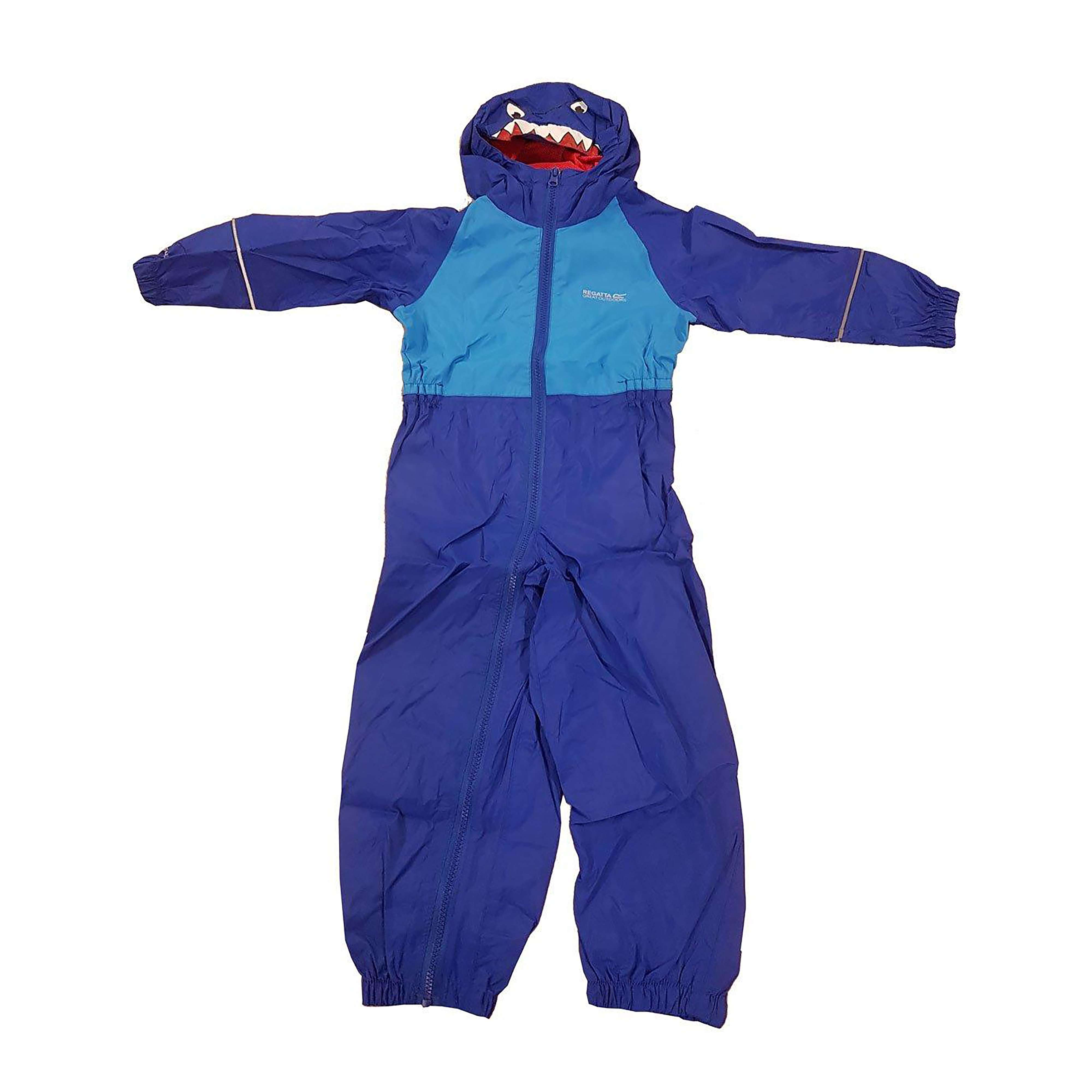 REGATTA Kids' Charco Shark All-In-One Suit