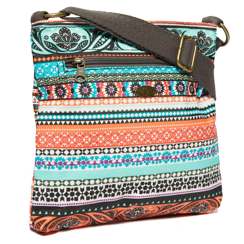 ANIMAL Women's Cross Body Bag (Small)