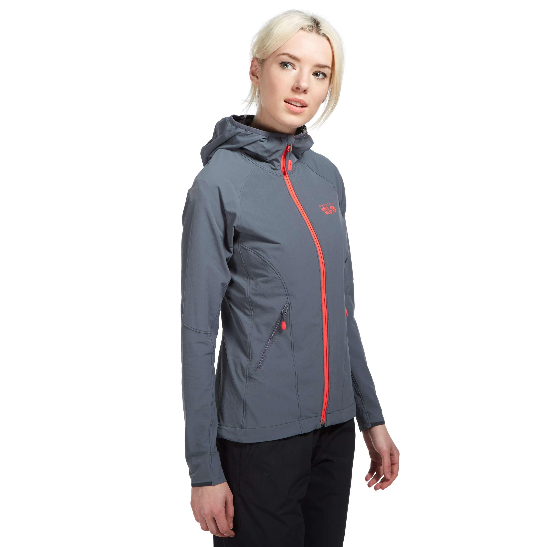 MOUNTAIN HARDWEAR Women's Chockstone Softshell Jacket