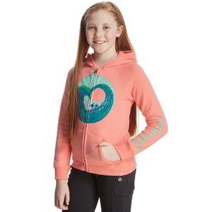 ANIMAL Girl's Island View Full Zip Hoodie