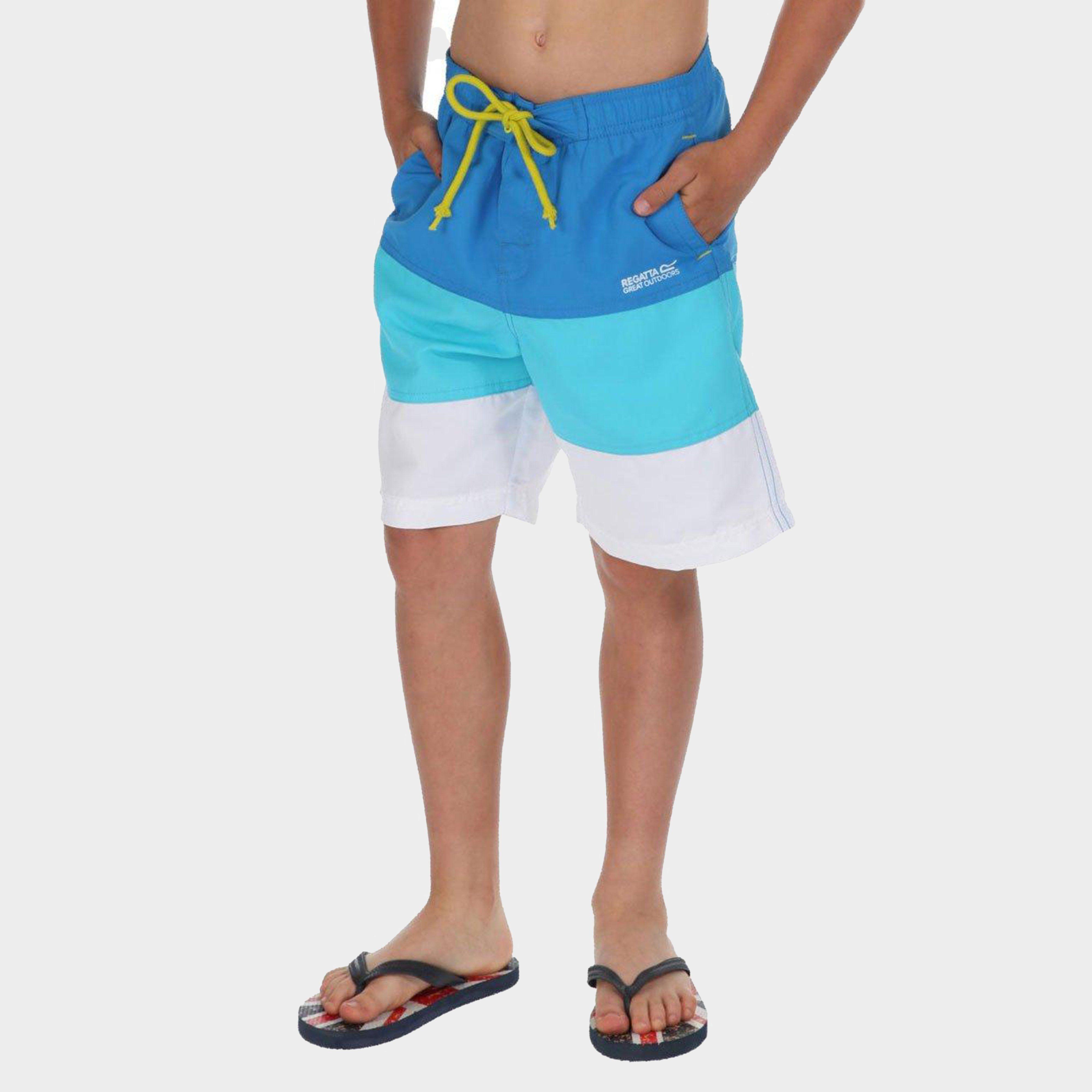 REGATTA Boy's Skooba Swim Shorts
