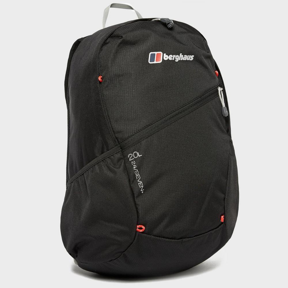 Berghaus Twentyfourseven 20 Litre Daysack Camping Rucksacks Daysacks Black