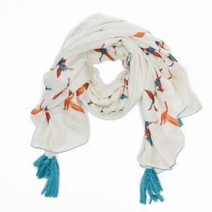 WEIRD FISH Women's Orient Scarf