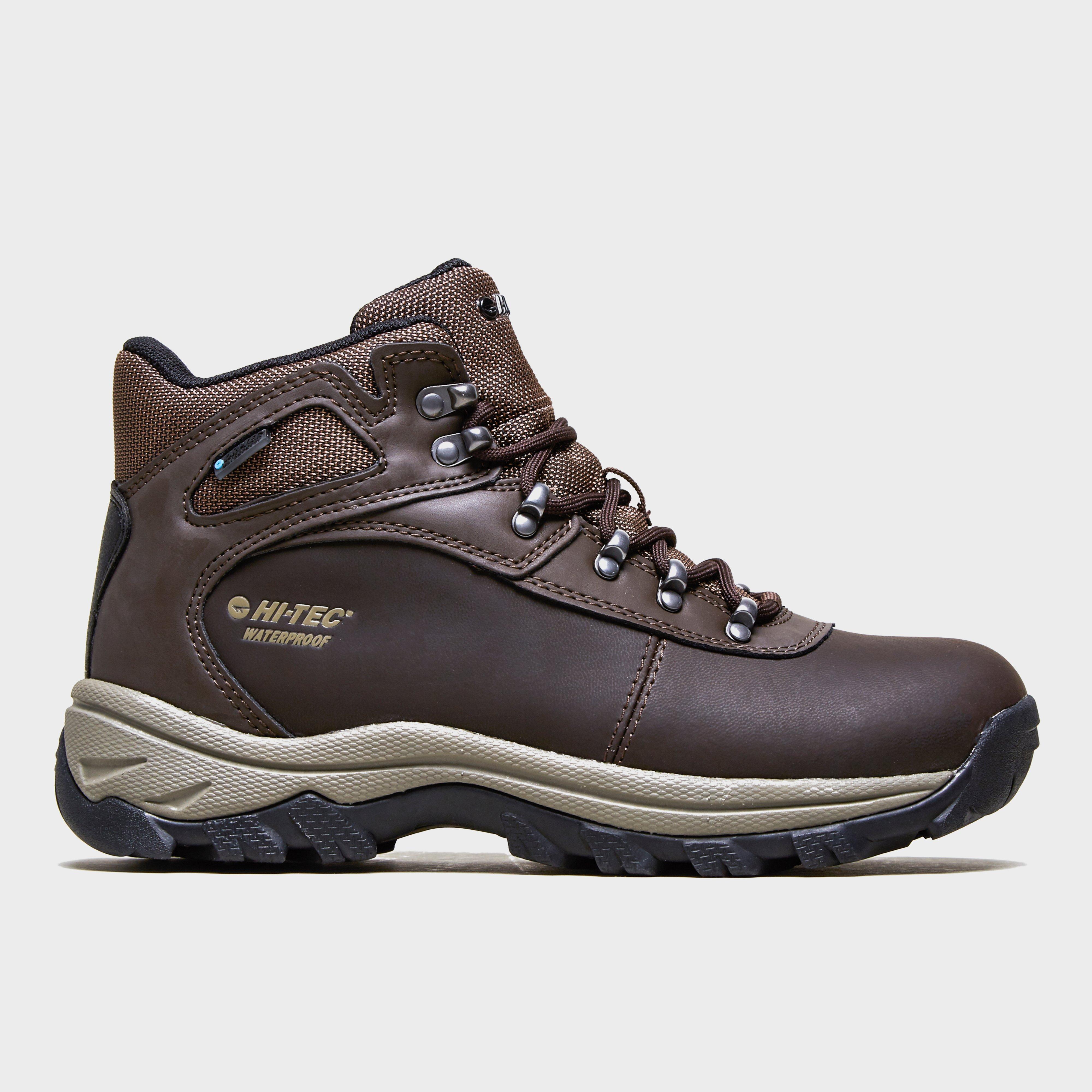 New Hi-Tec Womens Altitude Basecamp Walking Boots Outdoor Footwear Shoe