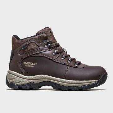 50f56eb3f81d5d Brown HI TEC Women s Altitude Basecamp Walking Boots ...