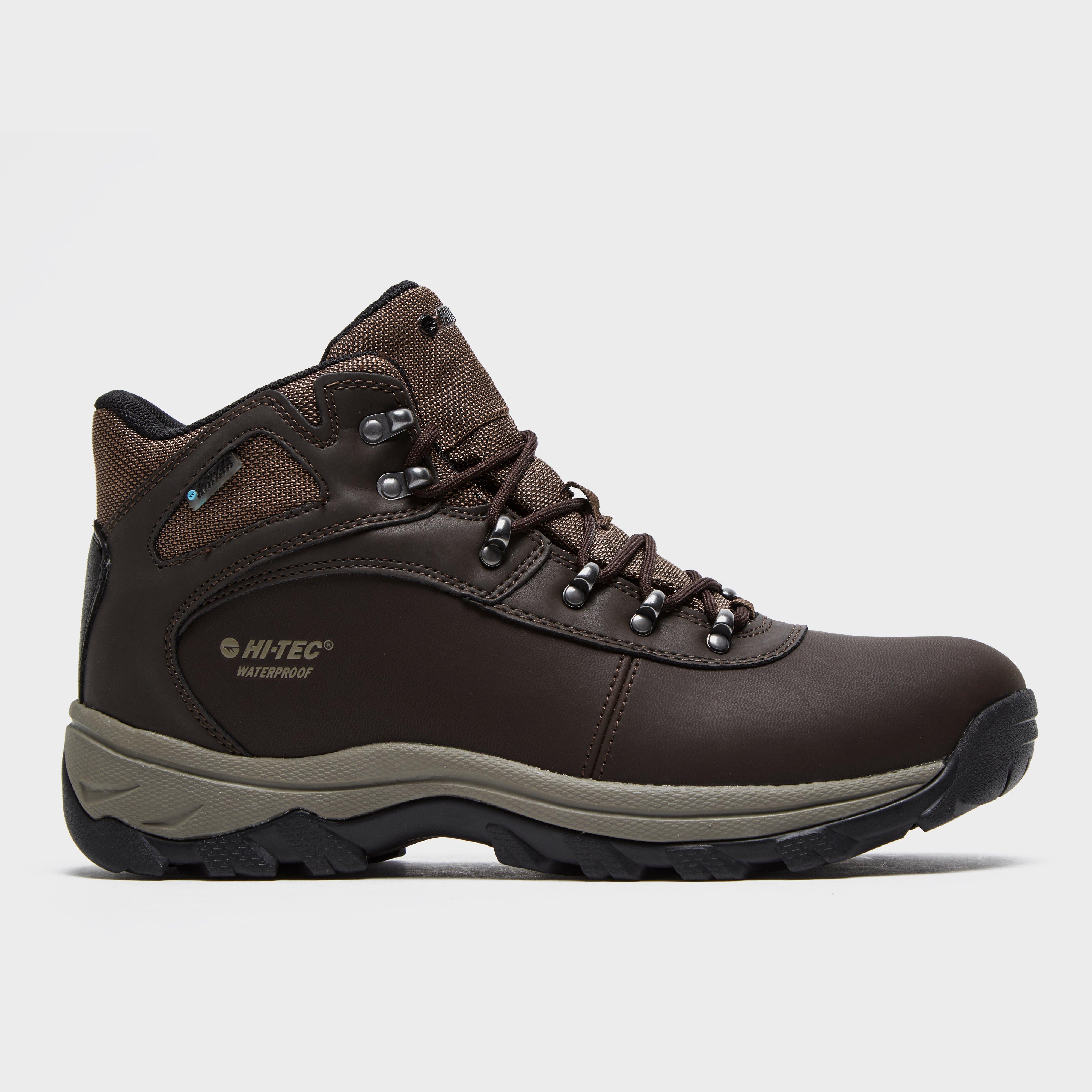 Hi Tec Hi Tec Mens Altitude Basecamp Walking Boot - Brown, Brown
