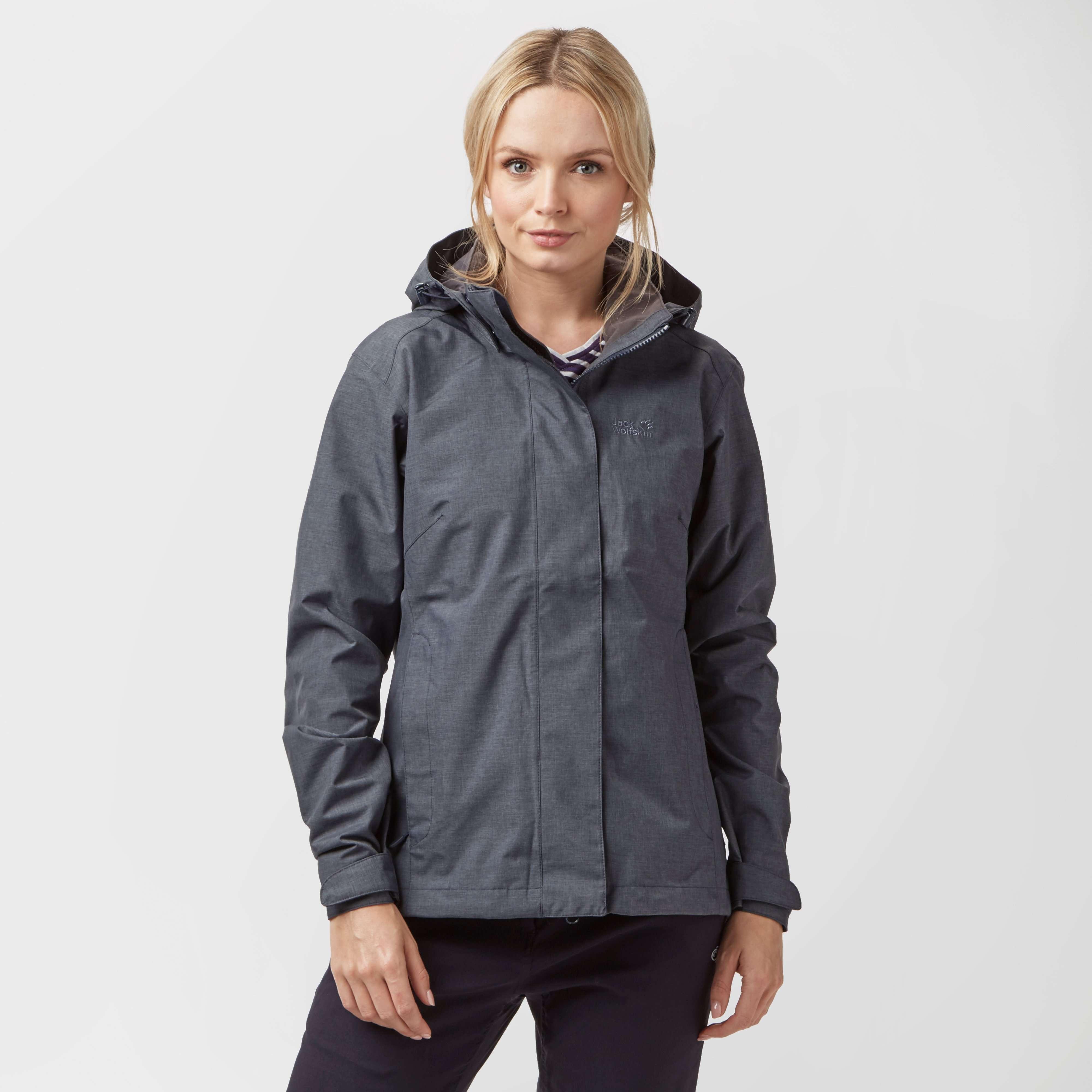 JACK WOLFSKIN Women's Paradise Valley Waterproof Jacket
