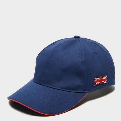 ef399123fb5 Navy PETER STORM Nevada Union Jack Baseball Cap ...