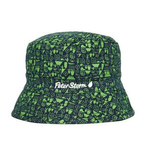 PETER STORM Kids Camp Reversible Bucket Hat