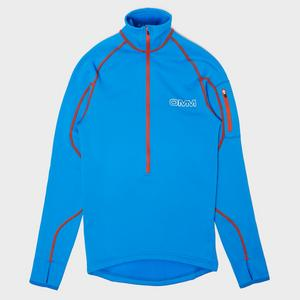 OMM Men's Contour Half-Zip Top Blue