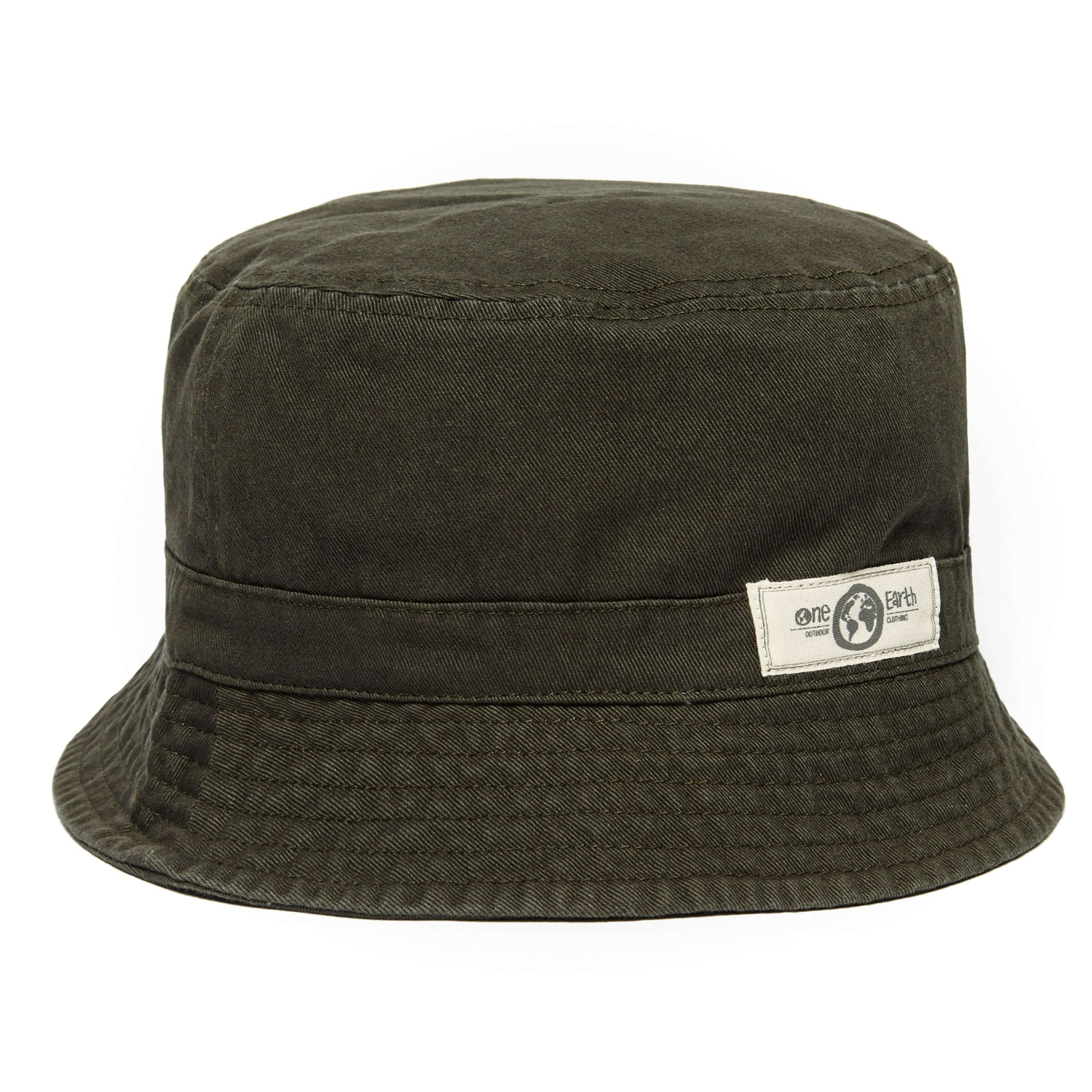 ONE EARTH Washed Bucket Hat