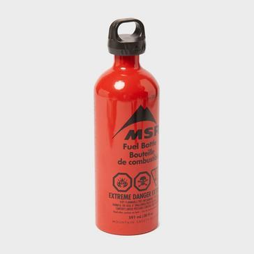 Red MSR Fuel Bottle 590ml