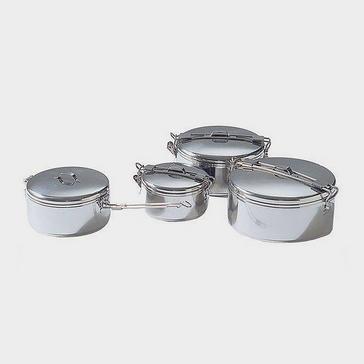 Silver MSR Alpine Stowaway Pot