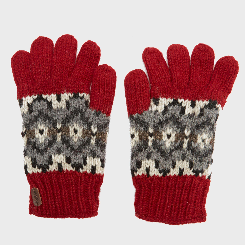 KUSAN Men's Finger Gloves