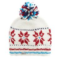 Men's Snowflake Hat