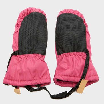 Pink Sinner Girls' Chestnut Mitten