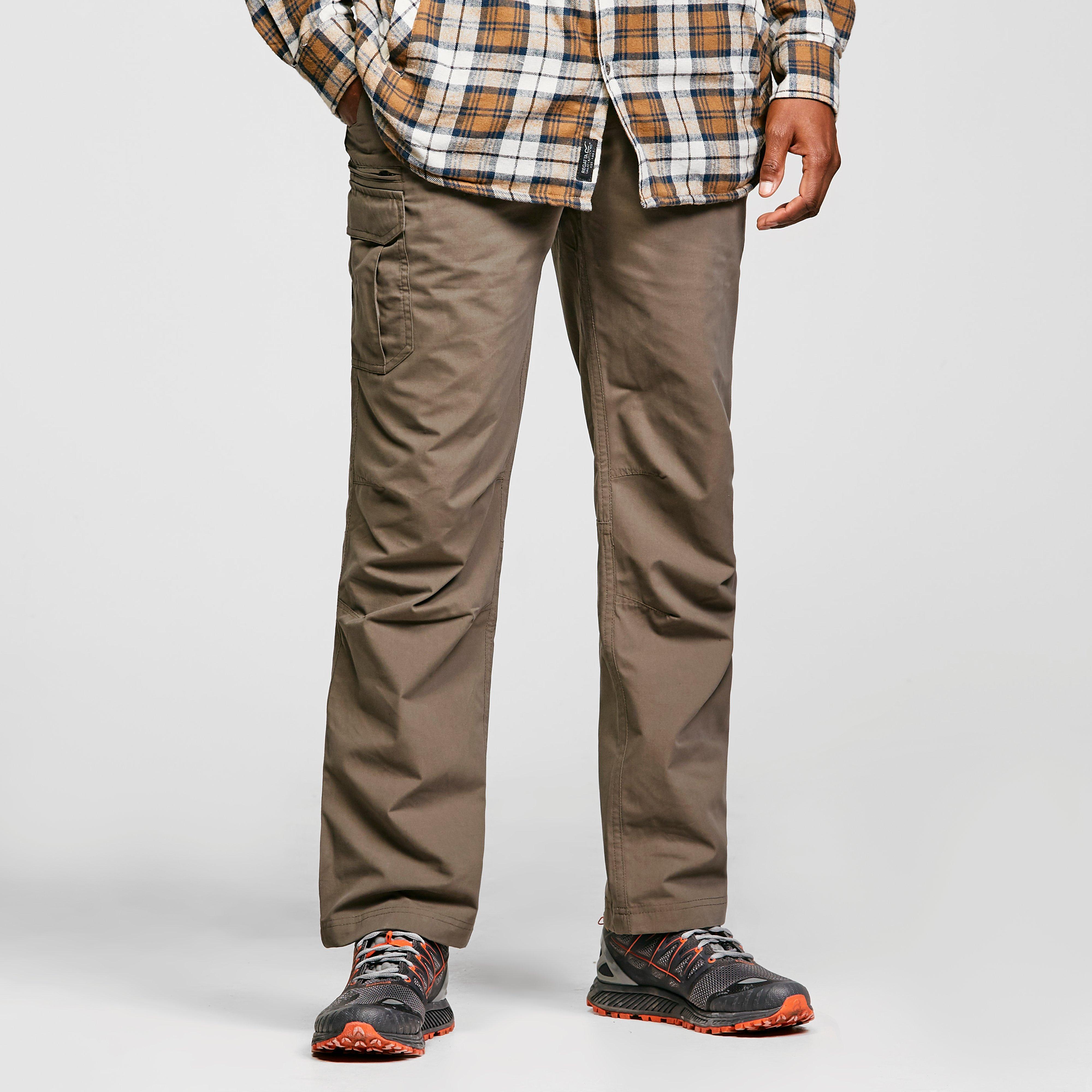 Brasher Brasher Mens Walking Trousers - Brown, Brown