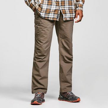 Brown Brasher Men's Walking Trousers