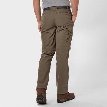 Brown Brasher Men's Convertible Trousers